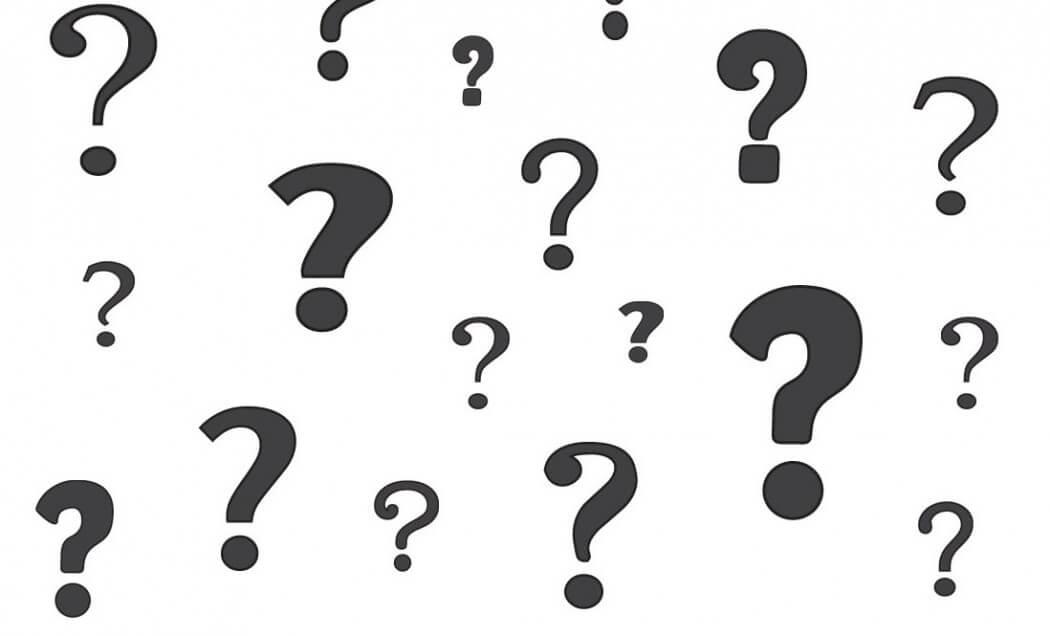 вопросы по занятиям